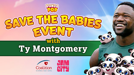 Save the Babies Event with Ty Montgomery