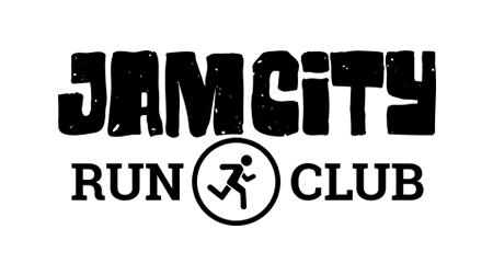 Run Club T-Shirt Logo Design