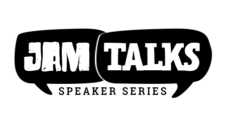 Jam Talks Logo Design