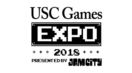 USC Games Expo Logo Design