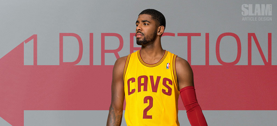 Article Design: Kyrie Irving