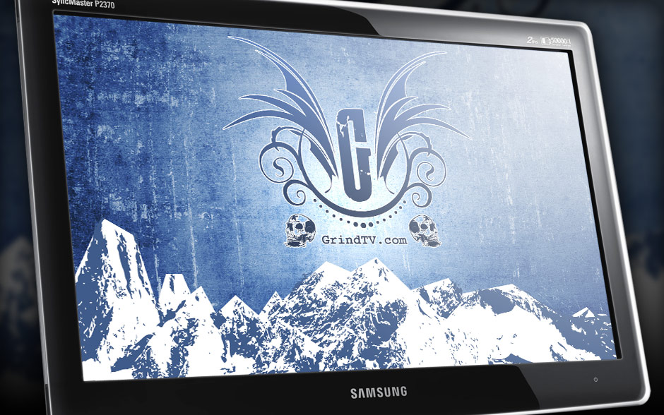 Wallpaper: Snowboarding
