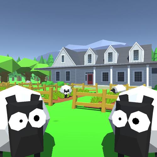 3D Farm Game in development